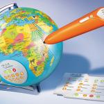 tiptoi interactieve wereldbol
