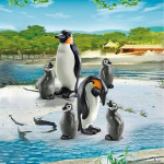 Playmobil pinguins