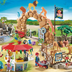 Playmobil zoo ingang