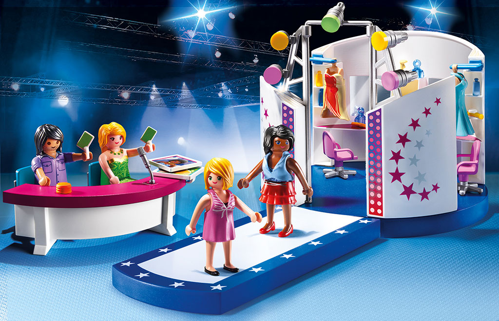 Playmobil Catwalk
