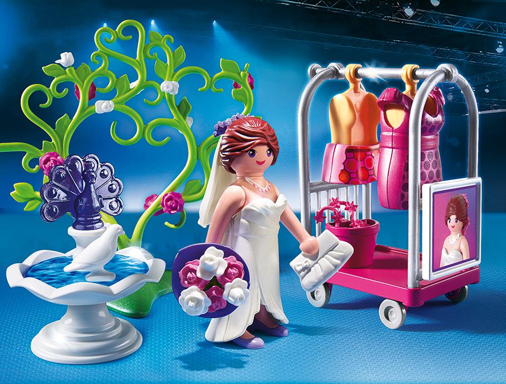 Playmobil model bruid