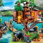 Playmobil boomhut