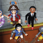 Playmobil - Super 4