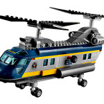 LEGO City diepzee helikopter