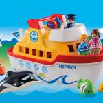 Playmobil 123 Neptun
