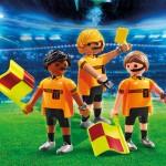 Playmobil Voetbal Scheidsrechters