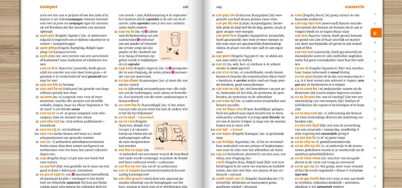 Van Dale basiswoordenboek