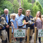 Groepsfoto Esra & Zyra