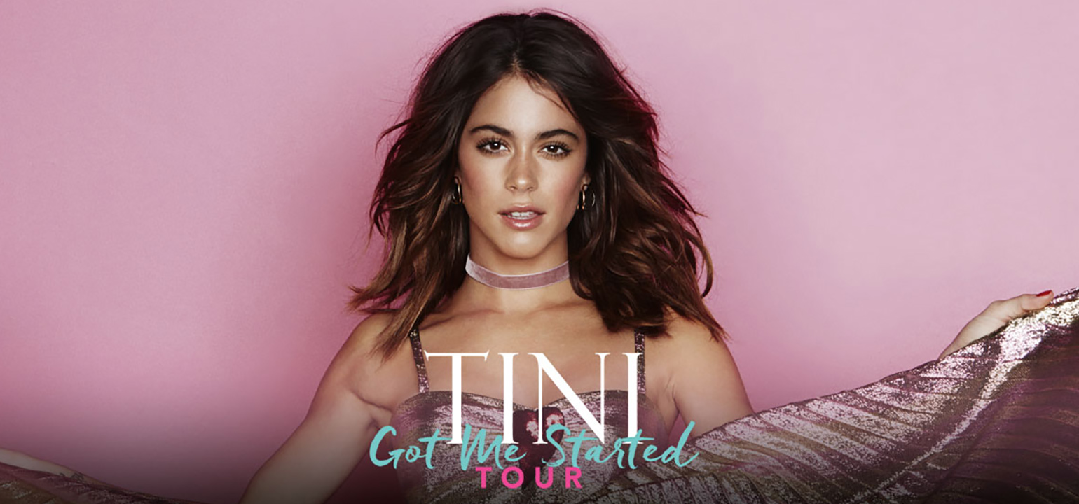 Tini got me started tour