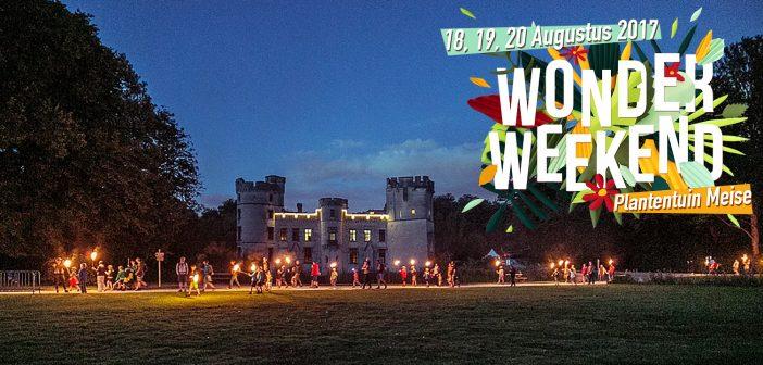 Wonderweekend 2017