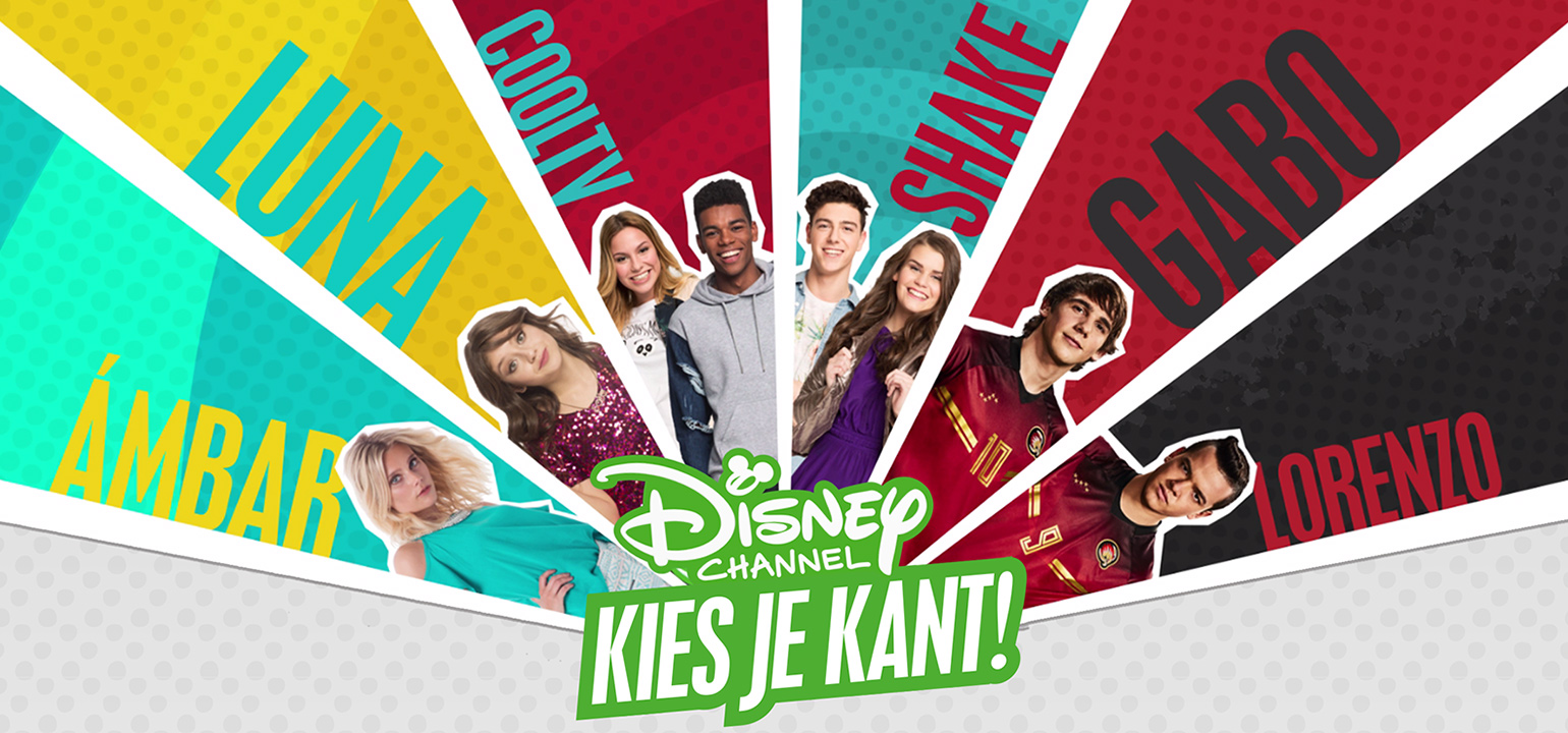 Disney Channel najaar 2017