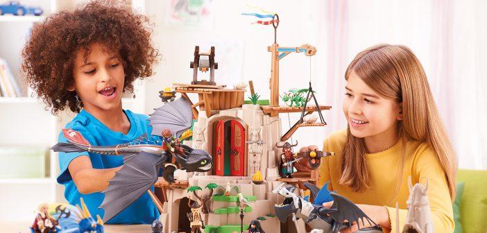 Playmobil en het draken universum