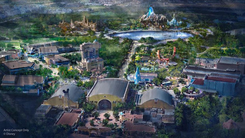 Disneyland Parijs  Een Heleboel Nieuwigheden In Het Verschiet