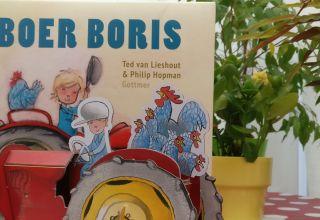 Boer Boris (+ bouwplaat)