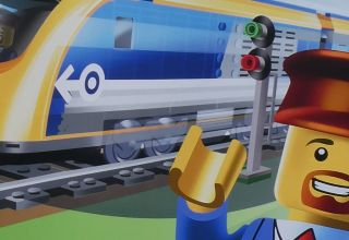 LEGO @ Train World