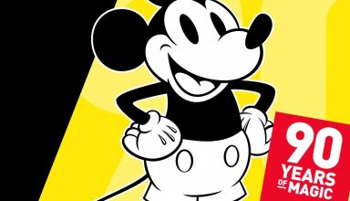 Carrefour Mickey 90