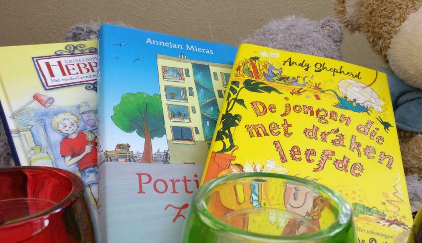 Boeken voor jonge tieners
