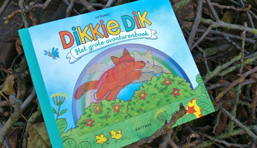 Dikkie Dik: het grote avonturenboek