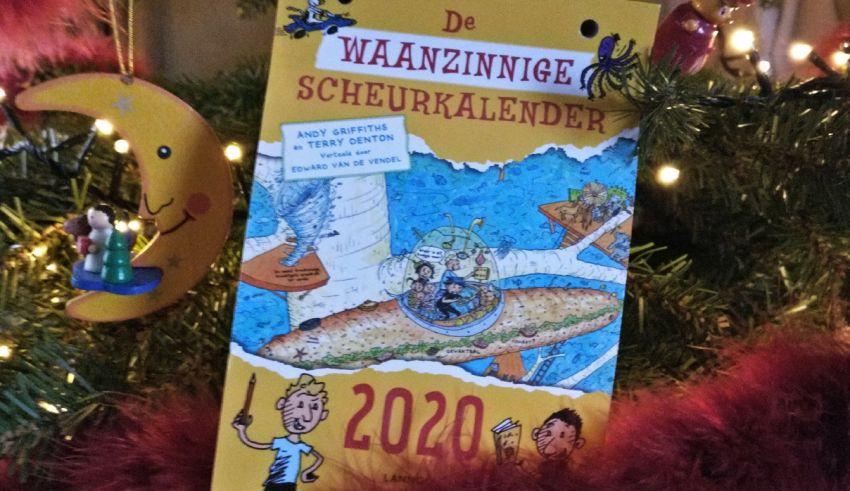 De Waanzinnige Scheurkalender