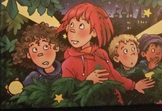 Heksje Lilly: De magische schoolreis
