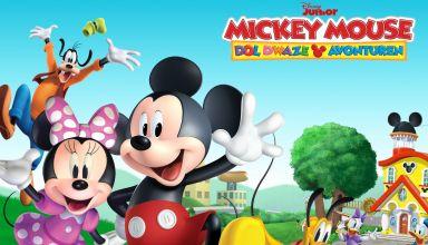 Mickey Mouse: Dol dwaze avonturen