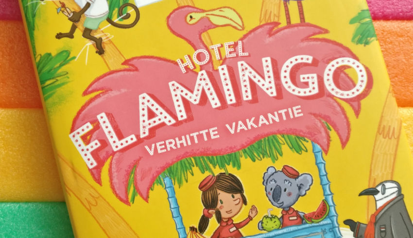 Hotel Flamingo: verhitte vakantie