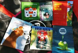 Boekjes voor jonge lezertjes