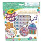 Glitter Dots sleutelhanger