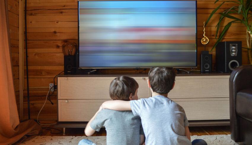 TV is redder