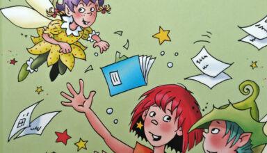 Heksje Lilly en de Verdwenen Elf