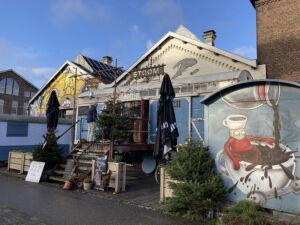 Tilburg: spoorzone