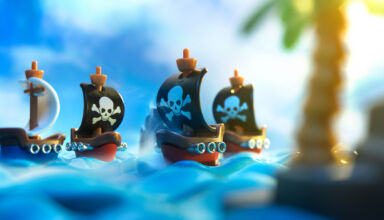 Smart Games piraten