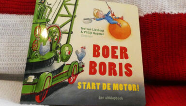 Boer Boris: start de motor