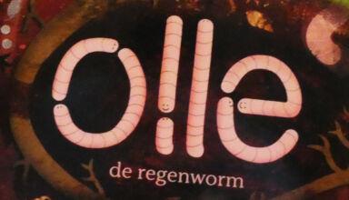 Olle de regenworm